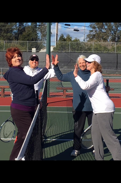 Tennis after hip replacement
